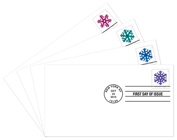 geometric_snowflakes_traditional_first_day_covers-cropped