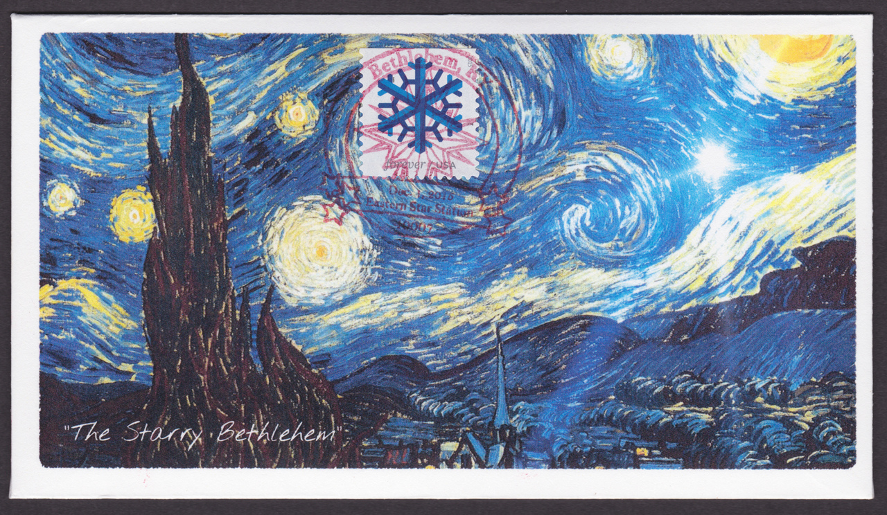 """The Starry Bethlehem"""