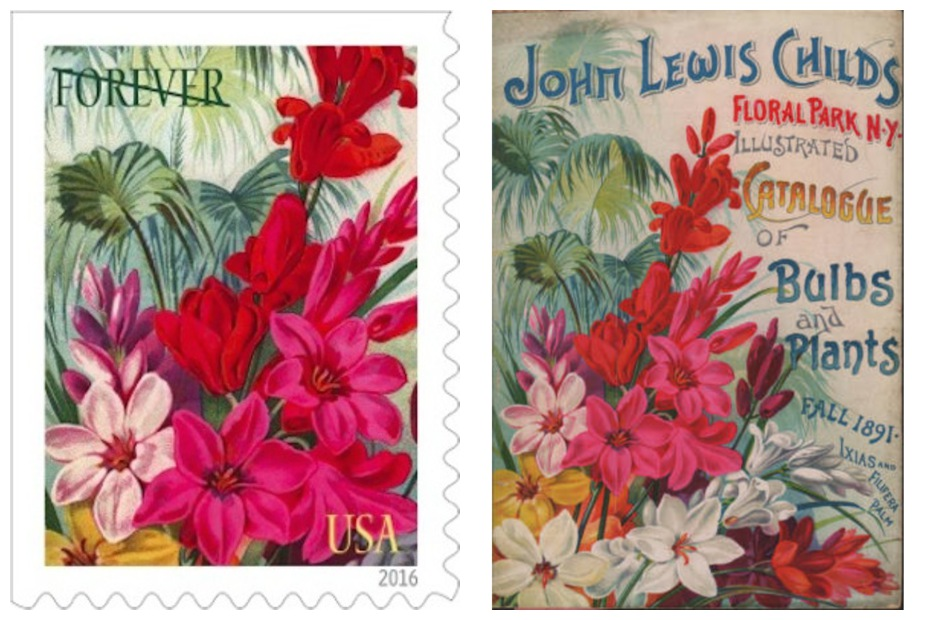 botanical-art-stamp-pair-1_collectpostmarks_com