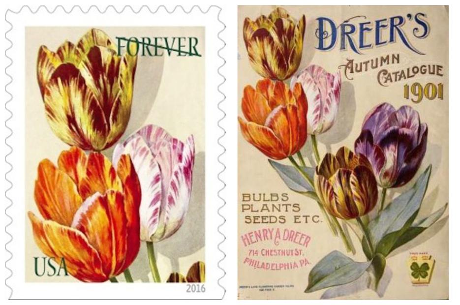 botanical-art-stamp-pair-9_collectpostmarks_com