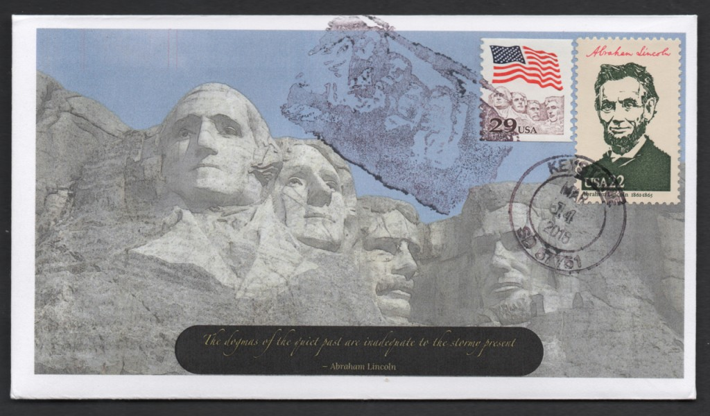 mount-rushmore-d-abraham-lincoln-collectpostmarks_com