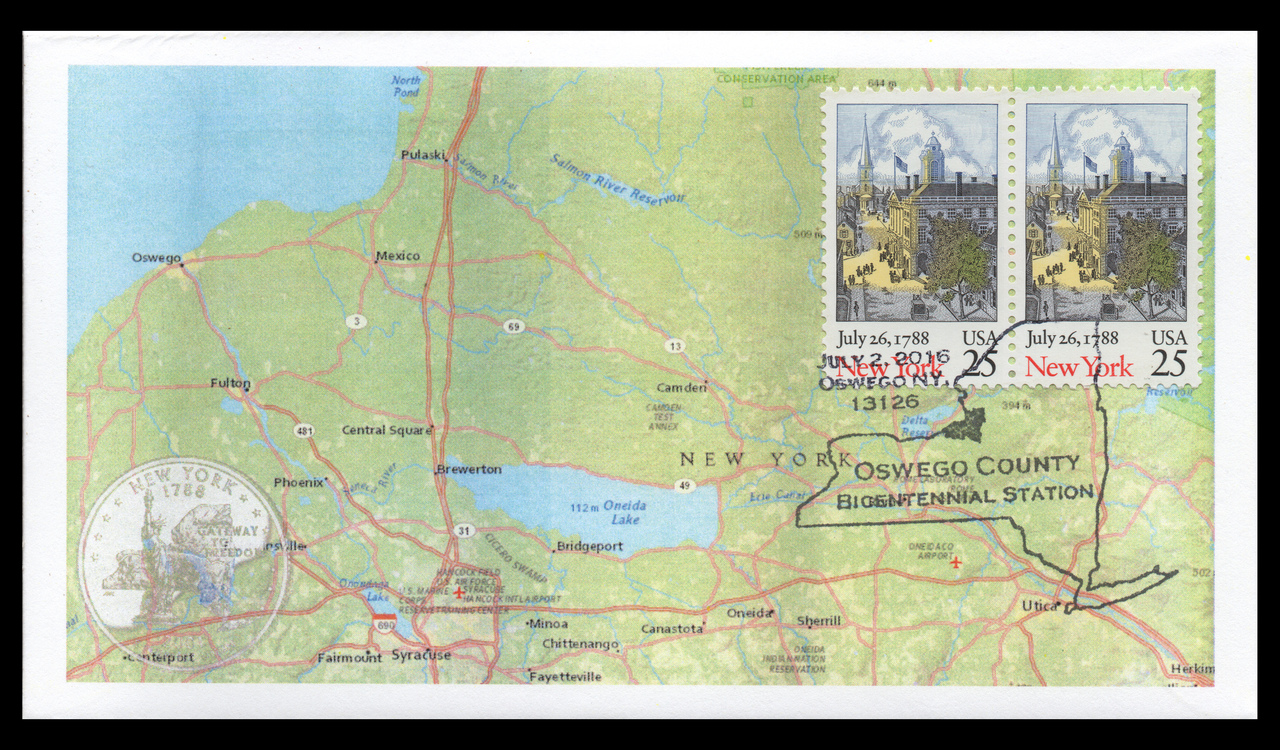 Bicentennial of Oswego County, New York – collectpostmarks.com on camden palisades map, camden new jersey map, camden new york library, camden new york 20s, camden ny tax maps, camden new york schools, camden oneida county new york, camden new york in snow, camden baltimore map, battle of york map, camden arkansas map, camden ny houses, camden maine map, old forge ny google map,