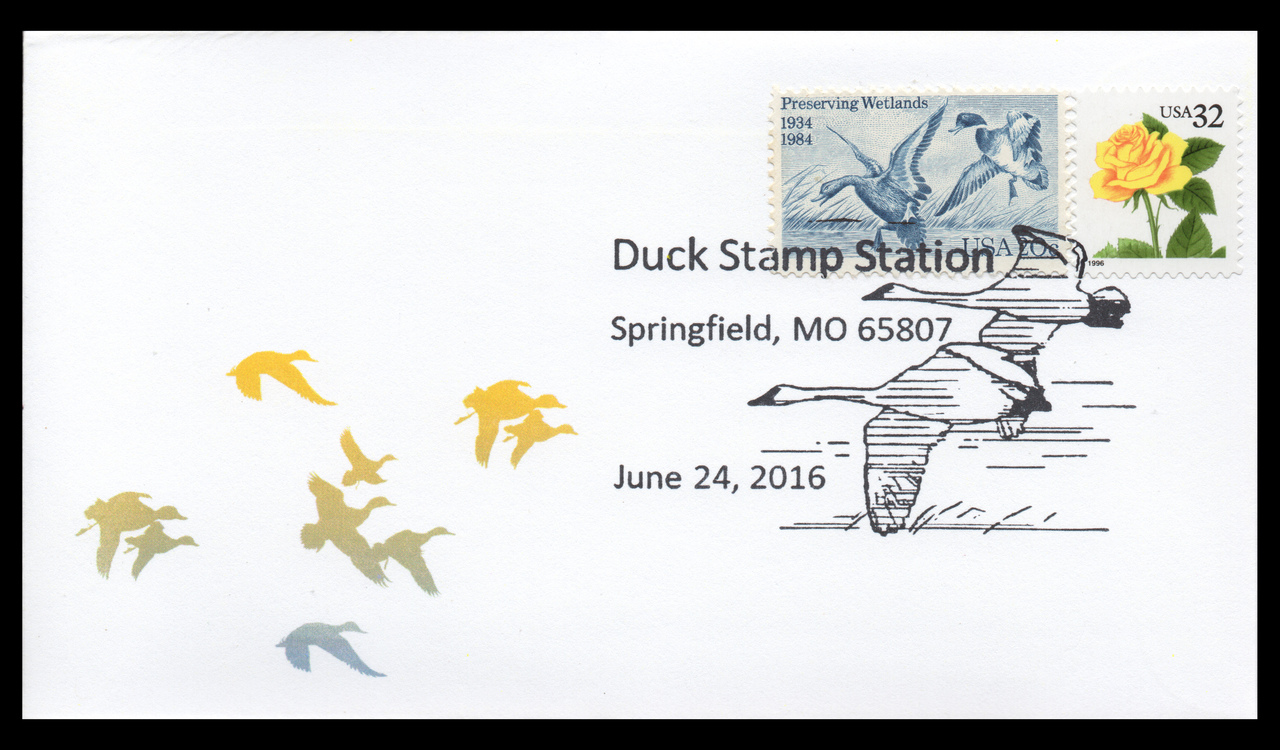 Duck Stamp 2016 Covers