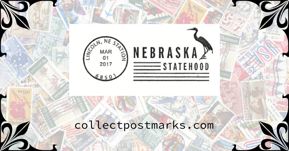 Nebraska Statehood Lincoln Nebraska 2017 03 01