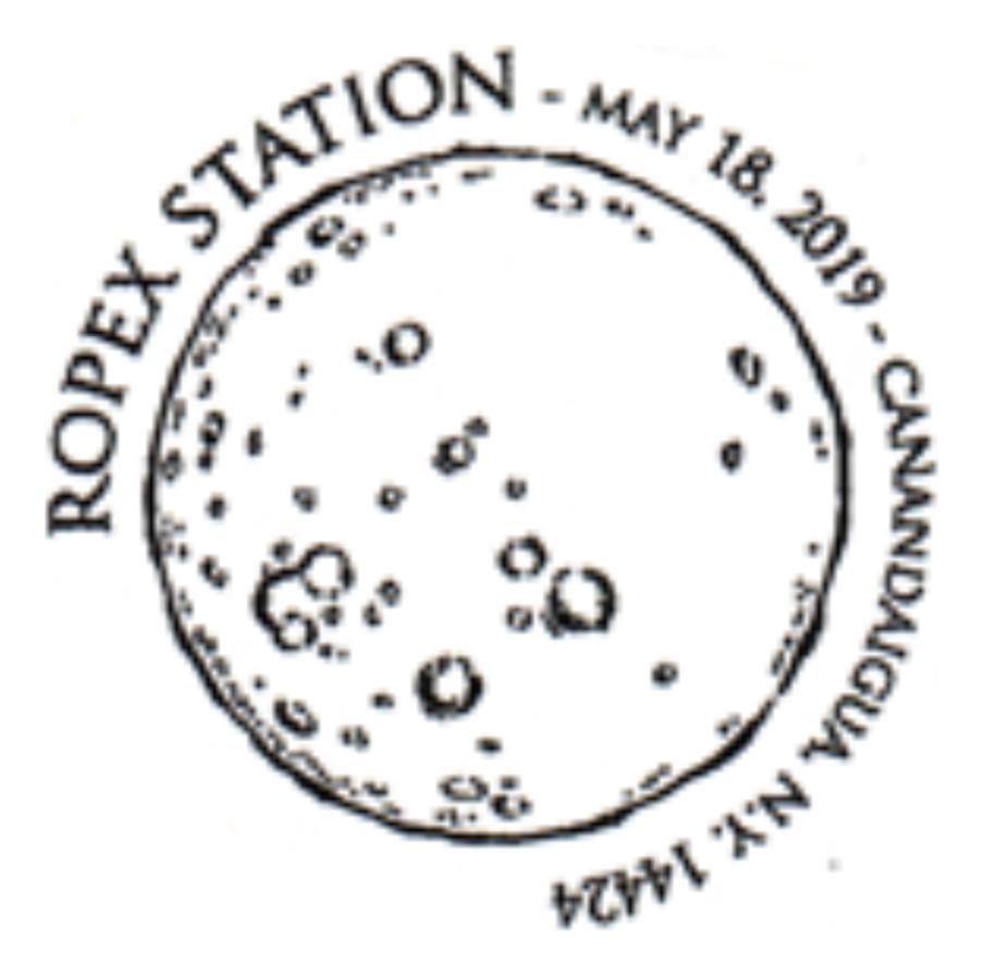 ROPEX Moon Landing Station, Canandaigua, New York